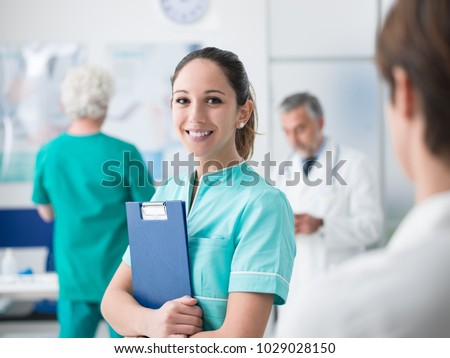 Medical and assistant Stock photo © photography33