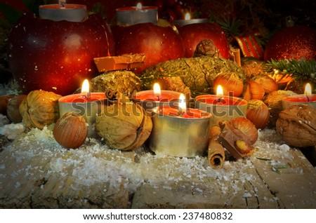 ジンジャーブレッド · クッキー · 1泊 · クリスマス · 1 · カップ - ストックフォト © rojoimages