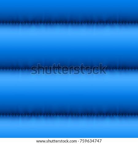 Winter quilted down jacket blue seamless background. Warm windbreaker vector texture sport outerwear Stock photo © Iaroslava