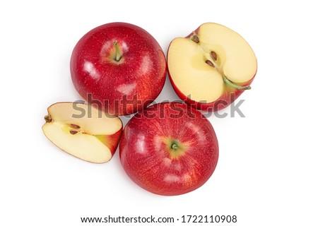 taze · organik · olgun · elma · meyve · eski - stok fotoğraf © illia
