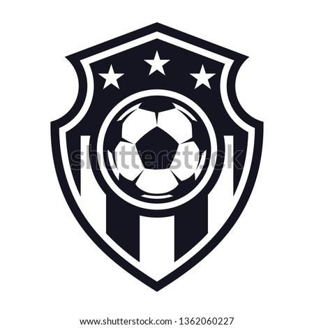 европейский флаг элемент футбольным мячом Мир футбола Сток-фото © doomko
