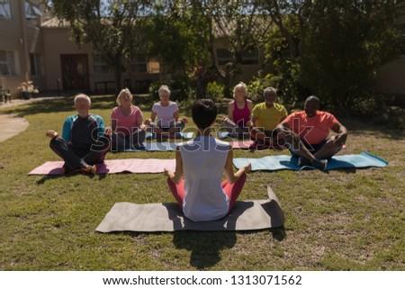 Actief senior mensen Stockfoto © wavebreak_media