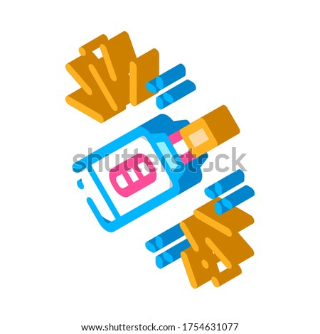 Windiness Gaz Symptomp Of Pregancy Vector Icon Stock photo © pikepicture