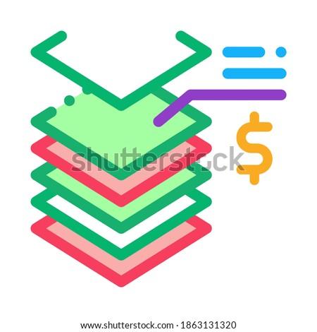 不動産 お金 プラットフォーム アイコン ベクトル ストックフォト © pikepicture