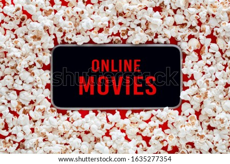 Multimedia Word Shows Digital Technology For Movies Or Broadcast Stock photo © stuartmiles