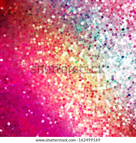 amazing template design on pink glittering eps 10 stock photo © beholdereye