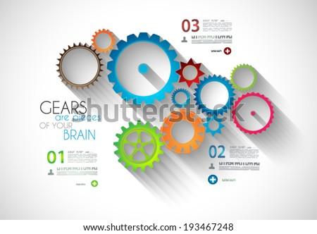 üzlet · kapcsolatok · adat · értelmezés · boldog · üzletember - stock fotó © davidarts