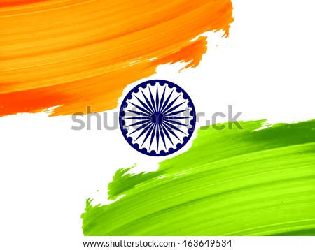 Indian flag texture Independence Day beautiful background vector Stock photo © bharat