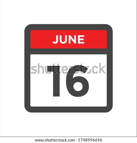 16th June stock photo © Oakozhan