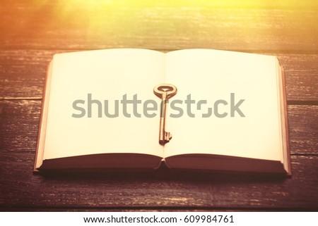 Foto cool vuota notebook meraviglioso rosolare Foto d'archivio © Massonforstock