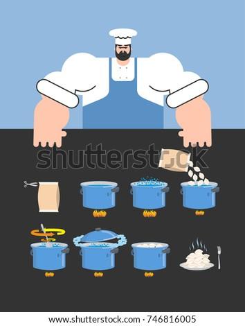 malzemeler · arka · plan · mutfak · hizmet · yeme - stok fotoğraf © popaukropa