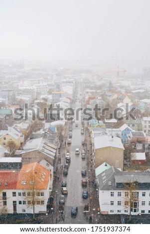 視圖 高度 城市 濱 特內里費 商業照片 © vlad_star