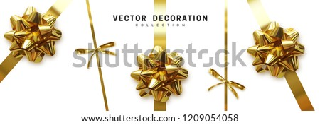 Set, colorful realistic ribbons on white background. Symbol ribbons for awareness. Stock photo © AisberG