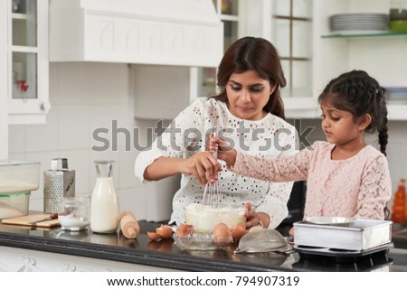 meisje · cake · illustratie · cute · meisje - stockfoto © pikepicture