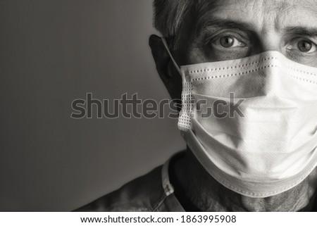 Linha essencial trabalhadores heróis preto e branco Foto stock © patrimonio