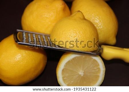 mulher · jovem · limão · olho · mulheres · fitness - foto stock © gromovataya