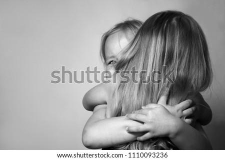 Delighted couple hugging each other Stock photo © konradbak