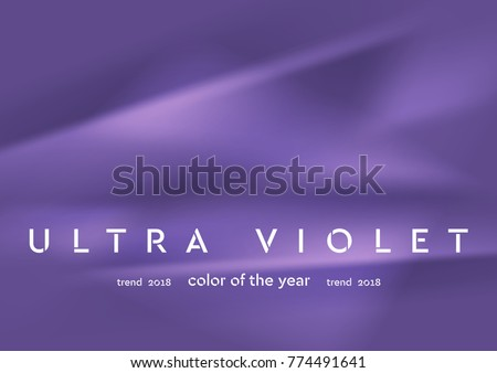 Abstract ultra violet technological background. Vector illustration Stock photo © gladiolus