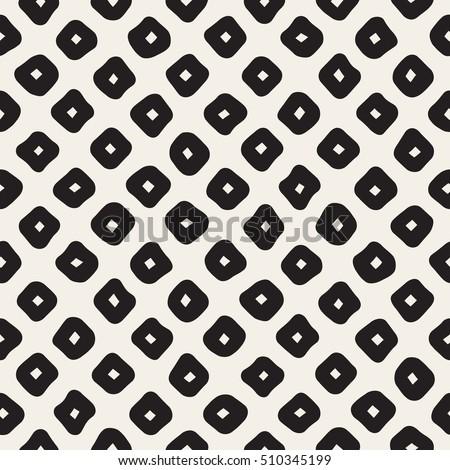ベクトル シームレス 黒白 手描き 対角線 波状の ストックフォト © Samolevsky