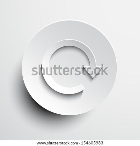 symbol · obraz · odizolowany · biały · działalności - zdjęcia stock © kyryloff