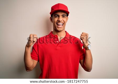 портрет афроамериканец человека Hat Сток-фото © deandrobot