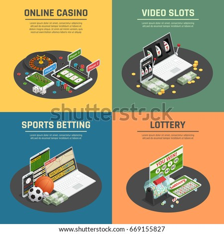 Laptop játékos fogadás hazárdjáték ikon vektor Stock fotó © pikepicture