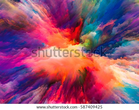 color abstract background Stock photo © jonnysek