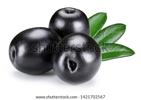 macro · fresco · azeitonas · azeite · branco · comida - foto stock © xamtiw