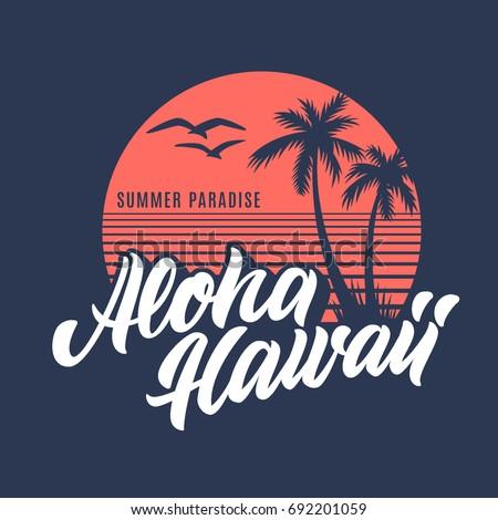 поиск Surfer пальма вектора дизайна фон Сток-фото © doomko