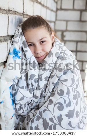 довольно упаковка спальный Сток-фото © dash