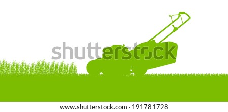 Landscape maintenance abstract concept vector illustrations. Stock photo © RAStudio