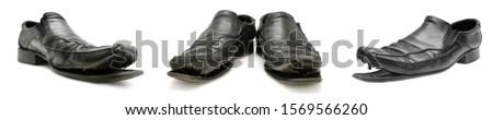Old Footwear Stock photo © Serg64