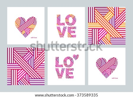 Romantic Seamless with the Symbols of  International Womens Day Stock photo © HelenStock
