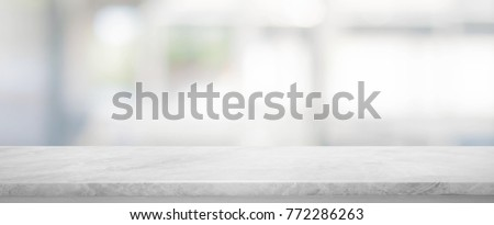 Empty shelf on light gray background. Can be used as a template for stores, galleries and other plac Stock photo © m_pavlov