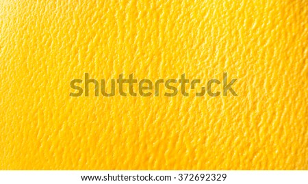 Close up texture of ice cream in a color background of the year 2019 Living Coral Pantone. Stock photo © artjazz