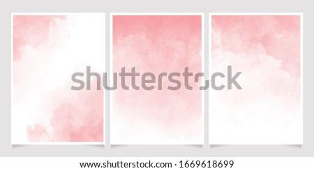 Aquarel abstract hand geschilderd mooie papier Stockfoto © Lizard
