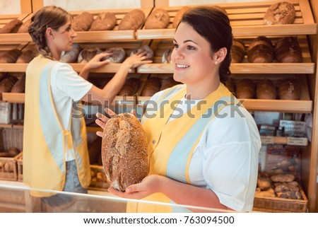 Due pane altro prodotti panetteria Foto d'archivio © Kzenon