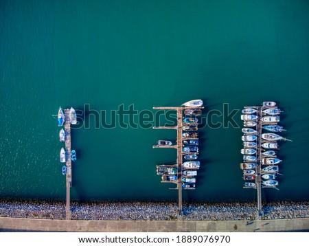 Panorámica vista directamente mallorca España Foto stock © amok