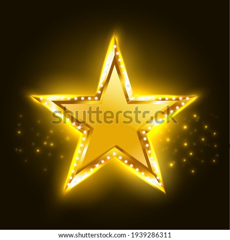 Vip certificat design or couleur diamant Photo stock © SArts