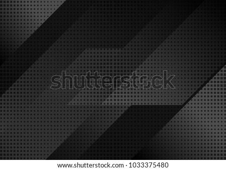 résumé · noir · gris · foncé · diagonal · lignes · vecteur - photo stock © kurkalukas