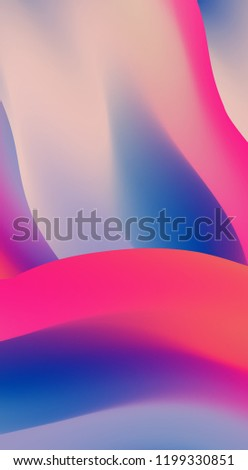 gradient mesh vector can be used as a screen saver on a computer screen smartphone stock photo © m_pavlov