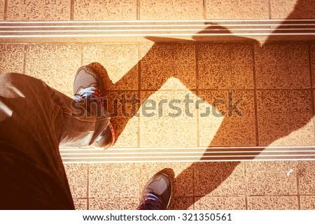 iş · eğitim · afiş · eğitim · ince · hat - stok fotoğraf © pikepicture