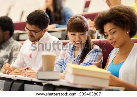 международных студентов университета лекция зале образование Сток-фото © dolgachov