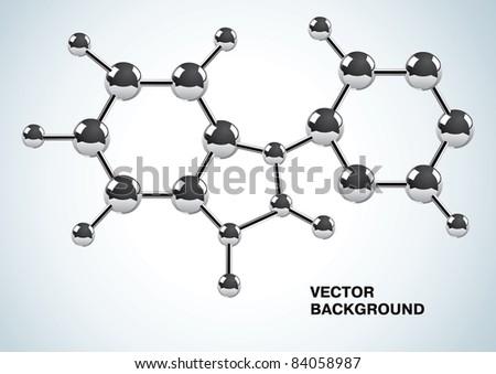 металл аннотация химической структуре науки Сток-фото © evgeny89