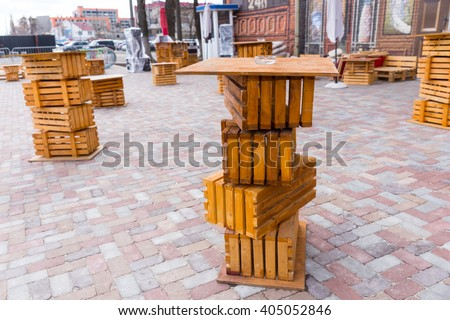 rechthoekig · trottoir · stenen · bouw · werk - stockfoto © melvin07