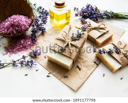 Bath Products Stock fotó © almaje