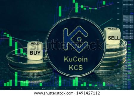 Uitwisseling kopiëren munten logo markt embleem Stockfoto © tashatuvango