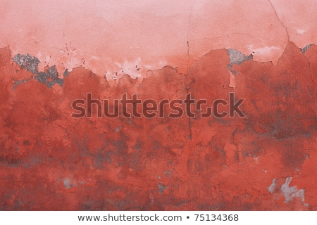 arabic red wall Stock photo © smithore