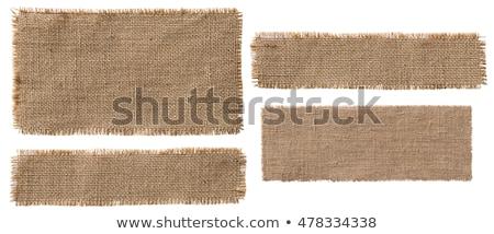 кусок ткань шаблон готовый костюм портной Сток-фото © caimacanul