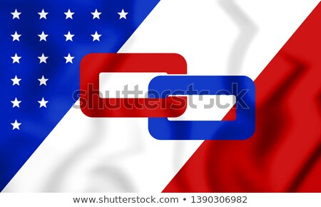 cartoon · Ohio · skyline · silhouet · stad · USA - stockfoto © blamb
